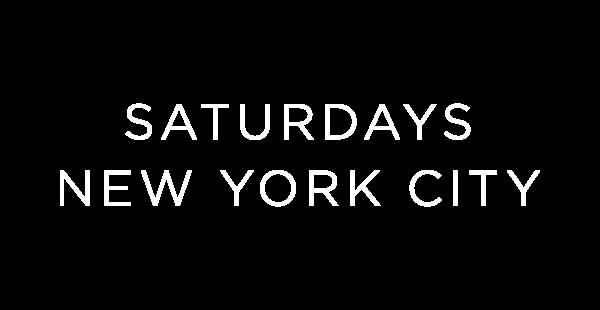 Saturdays NYC(サタデーズ ニューヨークシティ)